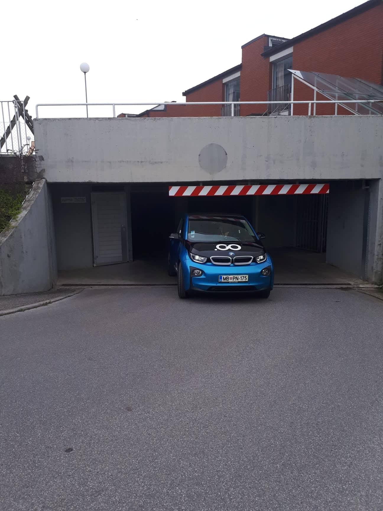 Nepremičnine Maribor – garažno mesto.